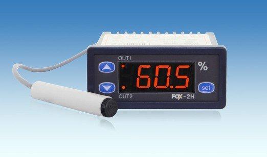 Đồng hồ độ ẩm FOX-2H