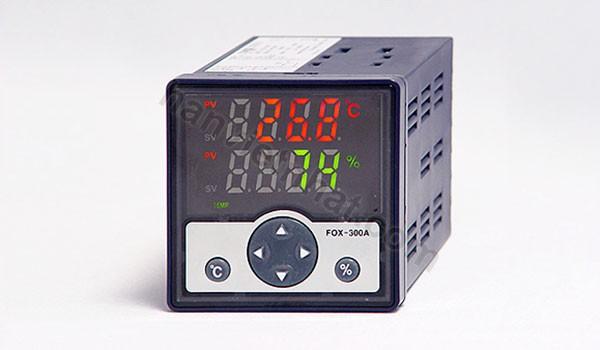 Đồng hồ nhiệt độ và độ ẩm FOX-300A