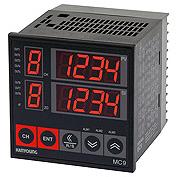 Đồng hồ nhiệt độ đa kênh MC9